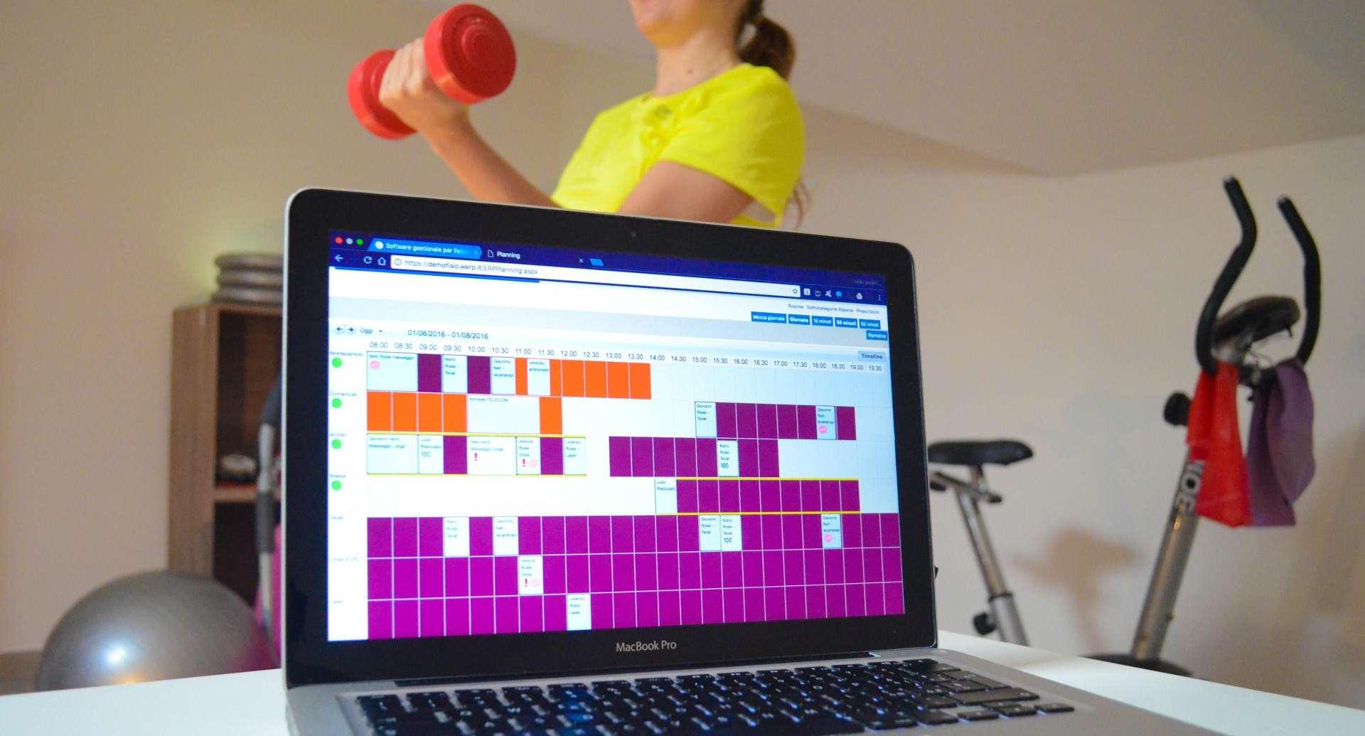software gestionale di fisioterapia